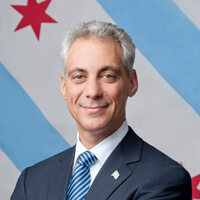 OK, Who's the Joker Who Gave Rahm A Different City's Budget Address to Read? – WP Original