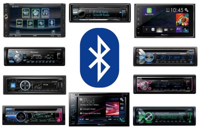 The Best Car Stereo Receiver with Bluetooth Connectivity - The Wire Realm