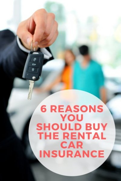 6 Reasons You Should Buy the Rental Car Insurance