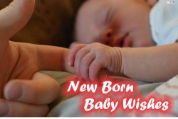 Small Of New Baby Wishes