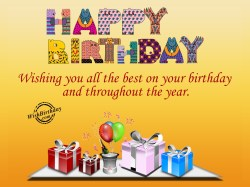 Small Of Wish You The Best