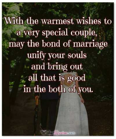 200 Inspiring Wedding Wishes and Cards for Couples that ...