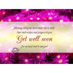 Diverting I Send You Wishes Get Well Soon Mommy Getwell10 Get Well Soon Wishes A Coworker Get Well Soon Wishes After A Car Accident cards Get Well Soon Wishes