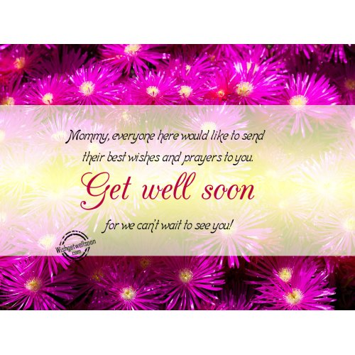 Medium Crop Of Get Well Soon Wishes
