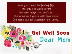 Small Of Hope You Feel Better Soon