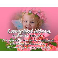 Pretty All To You Wishes New Born Baby S Wish Guy New Baby Wishes Girl Udiomiragegreetingsnew Babynew Baby Message baby shower New Baby Wishes