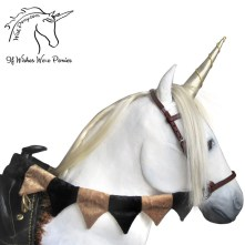 Wishpony Medieval Horse Barding Rein Covers