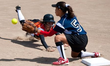 Photo Courtesy of Michael Winter. Senior Division The Senior League Softball Division is for girls ...