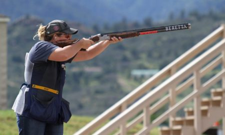 Kim Rhode-Harryman (USA)