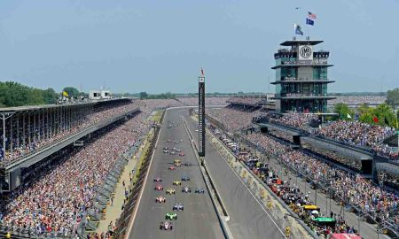 Indianapolis500 racetrack