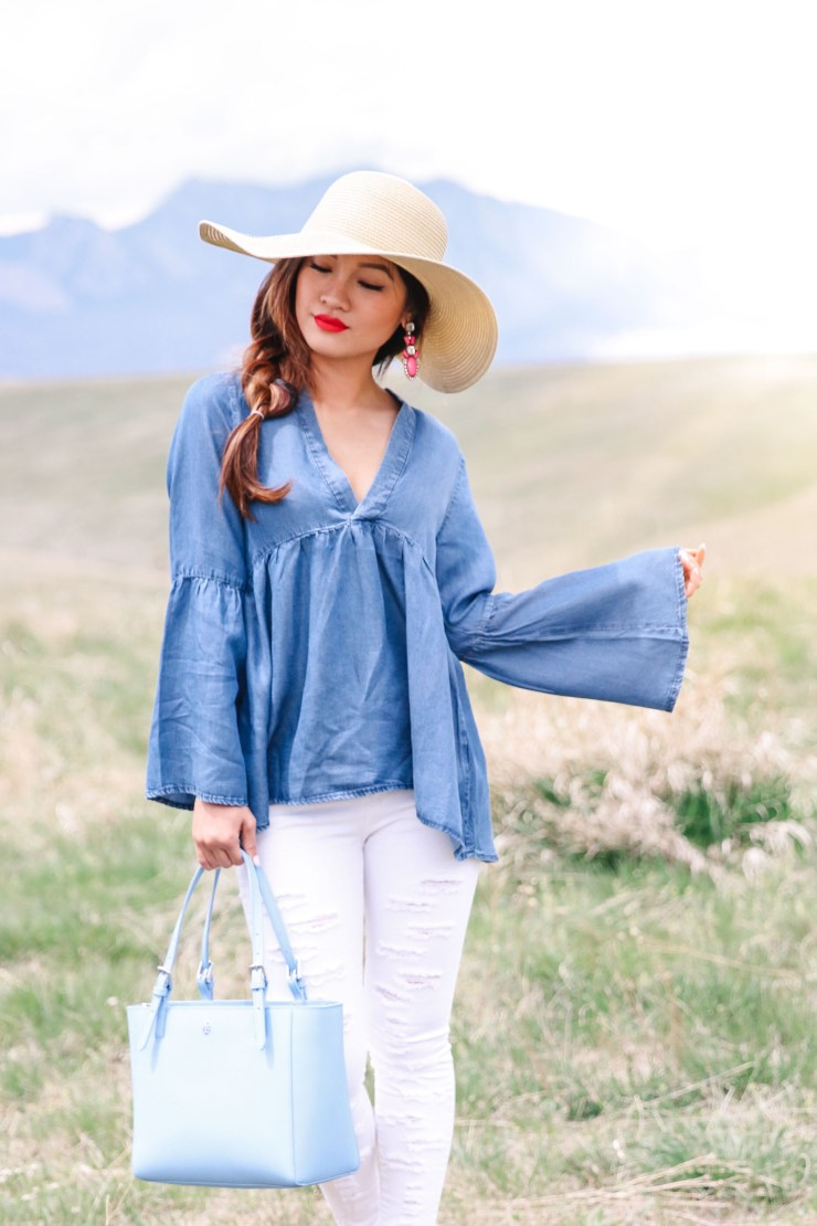 Bell Sleeves Styling Tips