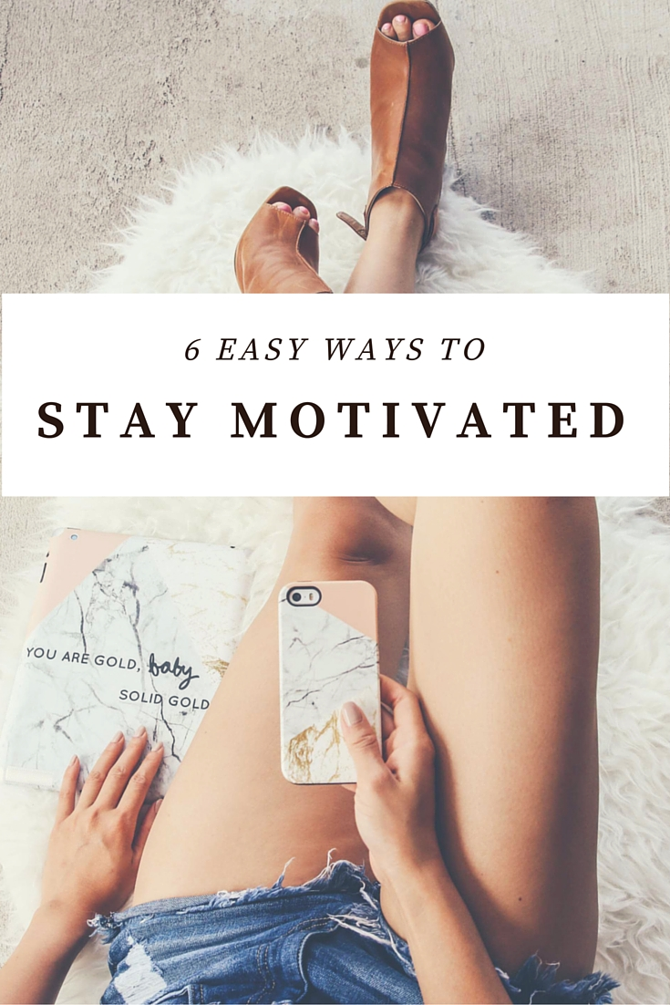 6 easy ways to stay motivated with Case App