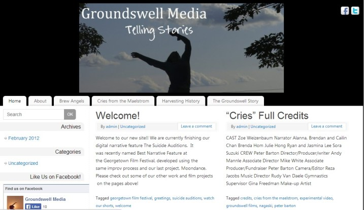 Groundswell Media, Inc.