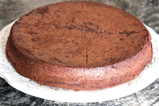 Chocolate Cake for the Soul