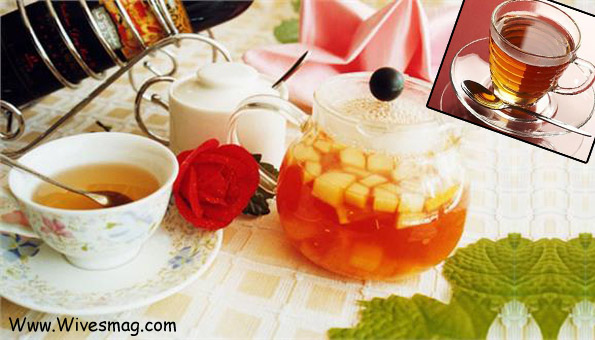 Detoxify your body with natural apple cider vinegar drink