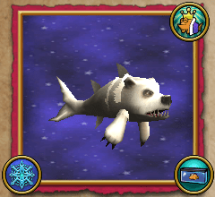 Fish:Polar Bear Acuda   Wizard101 Wiki