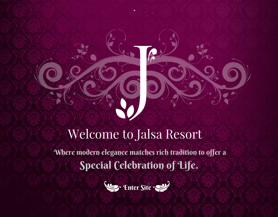 Jalsa-Resort-Website