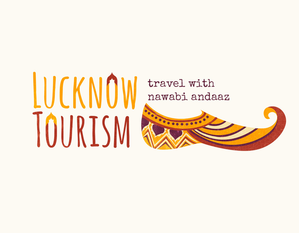 lucknow-tourism-logo and web design