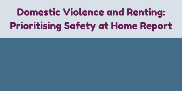 Prioritising Safety at Home Report