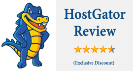 Hostgator Web Hosting Review & Exclusive Discount