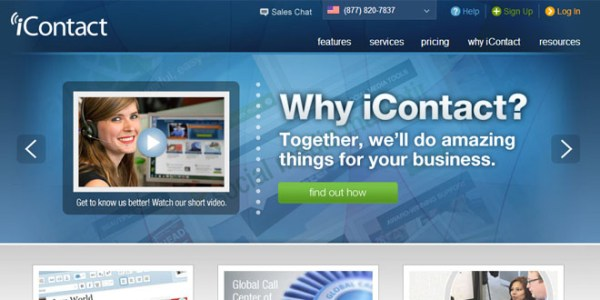 icontact review 2014 features