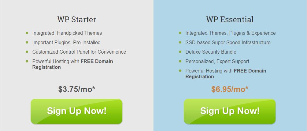 iPage Review iPage WordPress Hosting