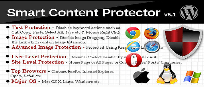Top 7 WordPress Plugins to Protect Your Content smart content protector pro wp copy protection