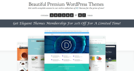Elegant Themes Deal – Get 20% Off For A Limited Time!
