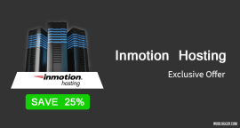 InMotion Hosting Coupon