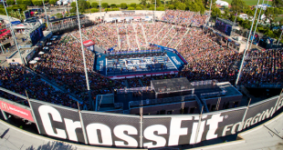 photo courtesy of CrossFit Inc & The CrossFit Games