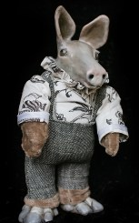 Aardvark Doll