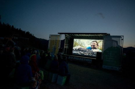 Kino am Berg (c) C. Zeiselberger