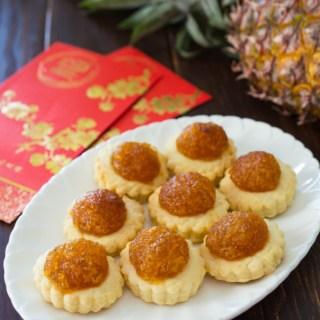 Pineapple Jam Tarts