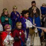 Sternsinger in Münster-Südost 2016: Herausforderung stärkt Kinder