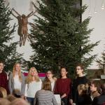 Weihnachtskonzert in St. Bernhard mit dem Gymnasium Wolbeck