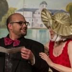 Doppelte Ehe-Komödie im Kulturbahnhof vom Theaterlabor inszeniert