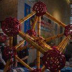 Modellbauer aus NRW zeigen Fischertechnik-Kreationen im Handwerksbildungszentrum Münster