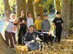 Ellensburg Homeschool Class with Wolf Camp