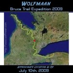 Bruce Trail Expedition 2009 – Week 6