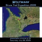 Bruce Trail Expedition 2009 – Week 7