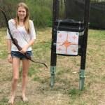 Archery Lessons – Sunday April 20 – 2014