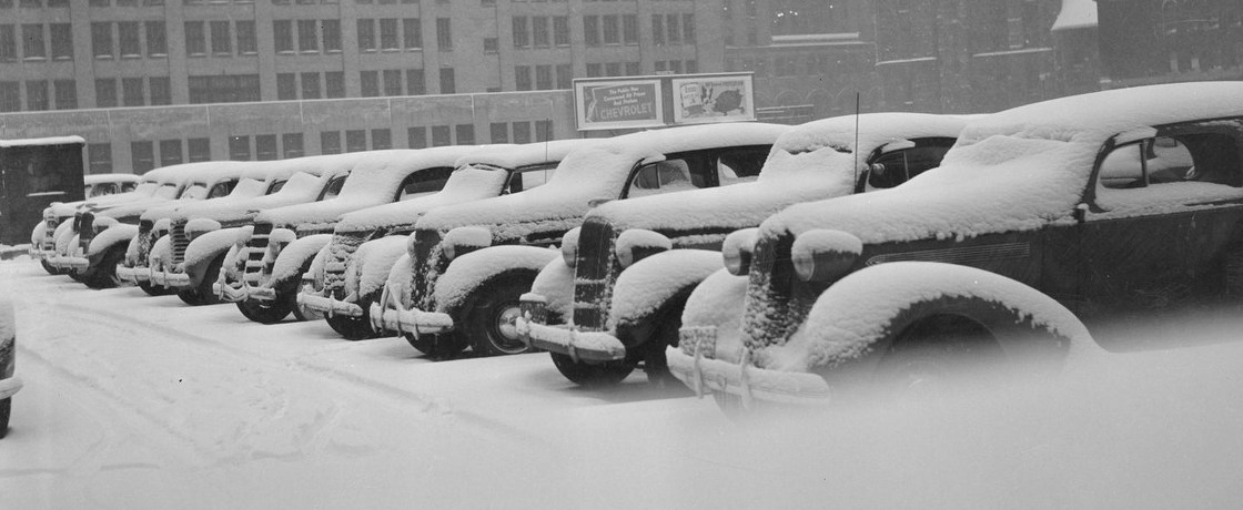 Automotive Winter Survival