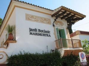 Путешествие по Испании (часть 1. Ботанический сад Marimutra и Бланес)