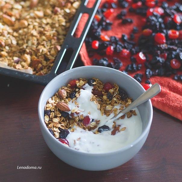Будешь сильным как Геркулес! 5 идей для полезного завтрака