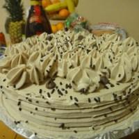 Mocha Cake ( A Year Ender Baking)