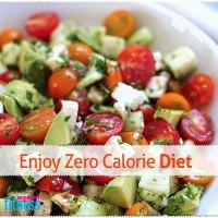 Enjoy Zero Calorie Diet