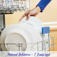 Natural Solutions – 7 Easy and Affordable Homemade Dishwasher Detergents