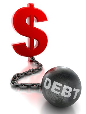 Dealing with debt in divorce