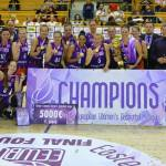 Eastern European Women's Basketball League Group Draw Results