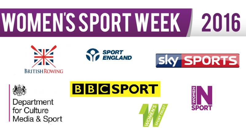 Women's Sport Week – #WSW16